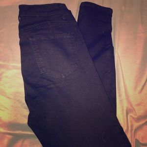 Denim - 3/$15 NB high rise sculpting skinny jeans